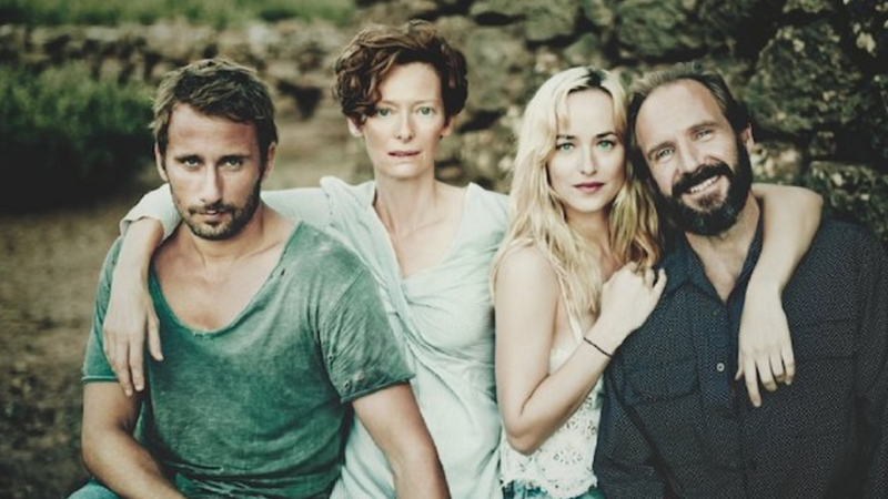 A Bigger Splash 2015.