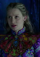 Alice Through the Looking Glass 2016.